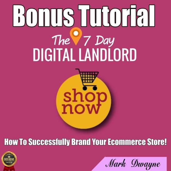 The 7 Day Digital Landlord review,The 7 Day Digital Landlord bonus