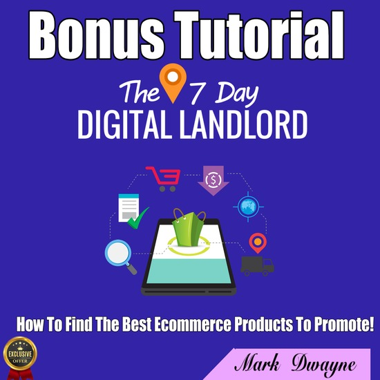 The 7 Day Digital Landlord review,The 7 Day Digital Landlord upsells