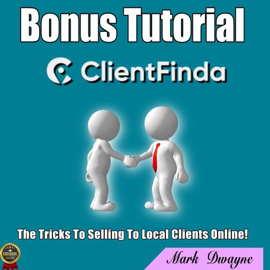 ClientFinda review,ClientFinda bonus