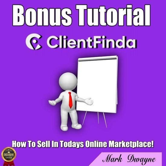 ClientFinda review,ClientFinda upsells