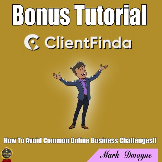 ClientFinda review,ClientFinda demo review