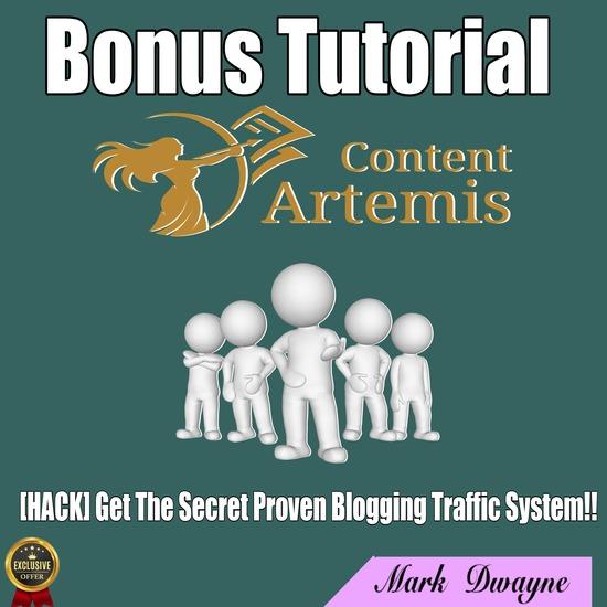 Content Artemis review,Content Artemis discount