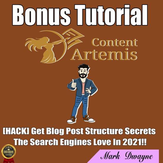 Content Artemis review,Content Artemis demo review