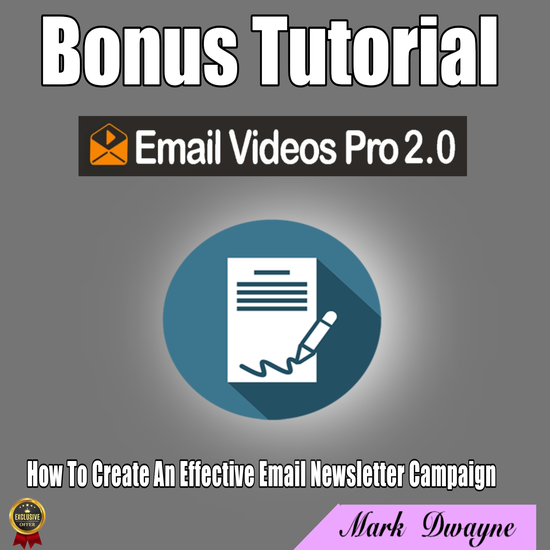 Email Videos Pro 2.0 review,Email Videos Pro 2.0 upsells