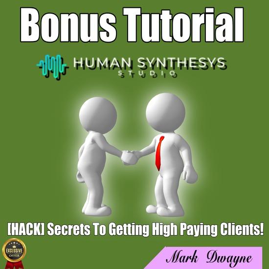 human synthesys studio review, human synthesys studio bonuses