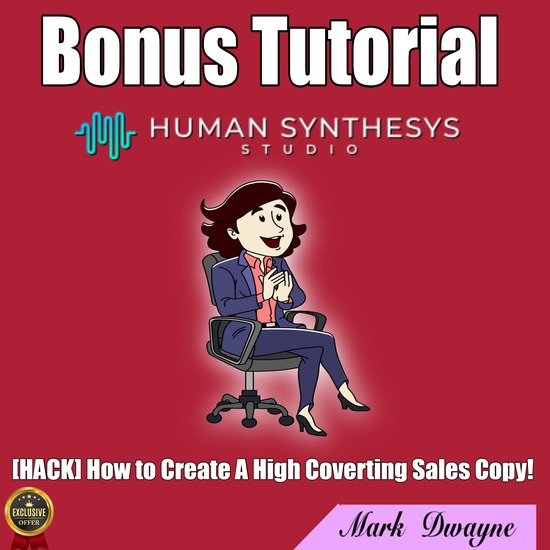 human synthesys studio review, human synthesys studio upsells