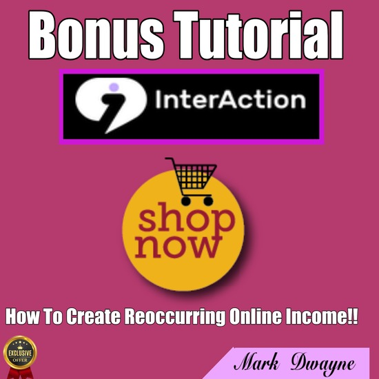 InterAction review,InterAction demo review and bonus