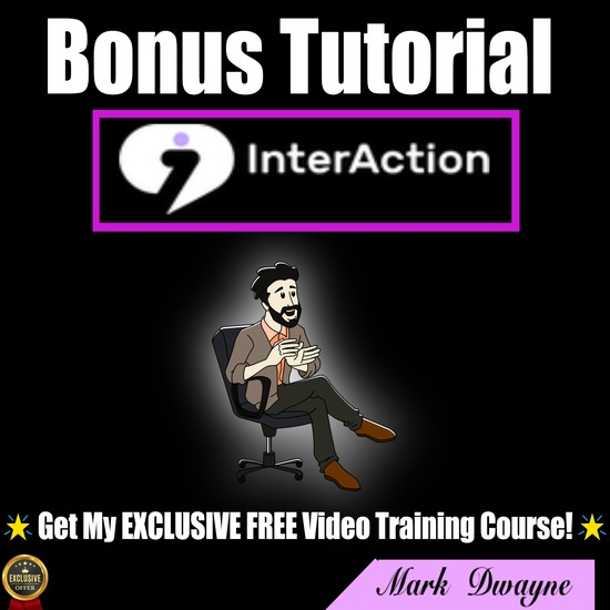 InterAction review,InterAction review and bonus