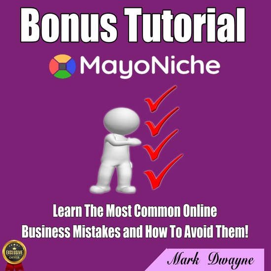 MayoNiche review,MayoNiche demo review