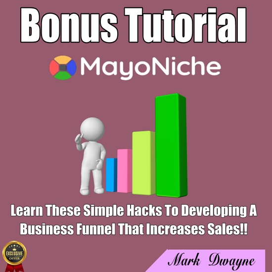 MayoNiche review,MayoNiche demo and bonuses