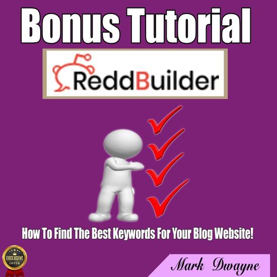 ReddBuilder review,ReddBuilder discount