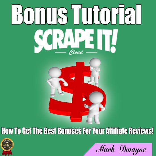 scrape it review,scrape it bonus
