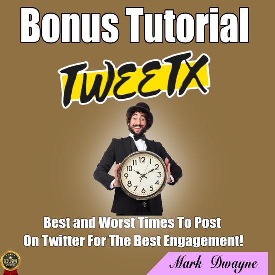 tweetx review,tweetx bonus