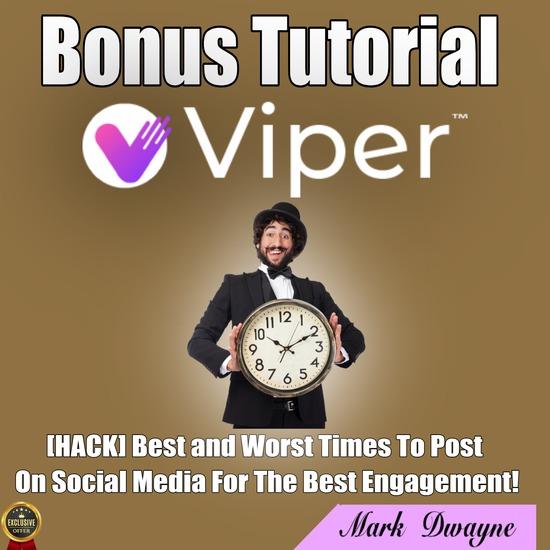 viper review,viper bonus