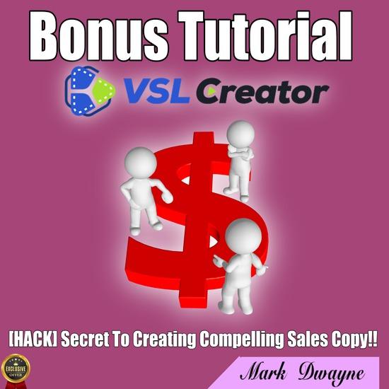 vsl creator review,vsl creator bonus