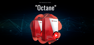 "While it is illegal to guarantee results, we can legally say with certainty, the Octane system has been proven to get fast results from REAL USERS just like you. Because what Octane creates is a REAL business. Imagine an automated source of passive income within 30 minutes of getting inside the member's area. Yes, you're just ""3 clicks"" away from an Octane system."