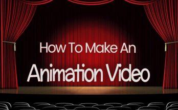how to make an animation video
