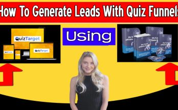 how to generate leads with-quiz funnels
