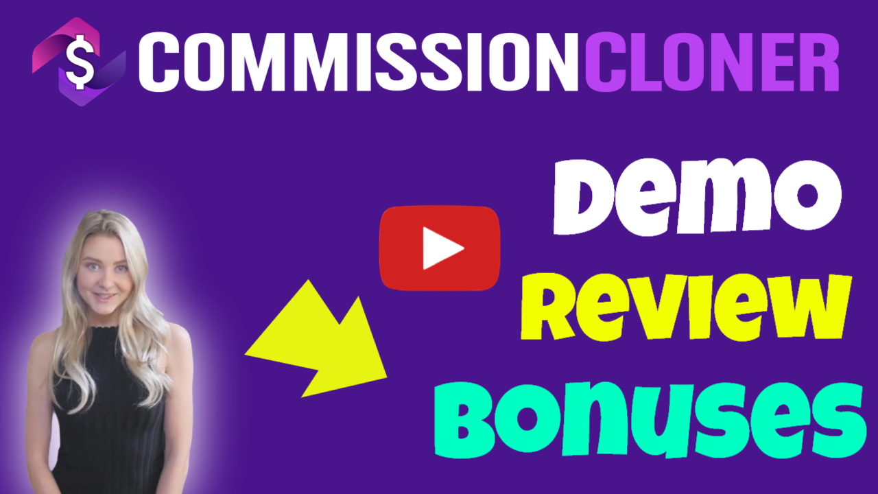 commission cloner demo review