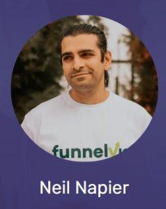 neil napier internet marketer
